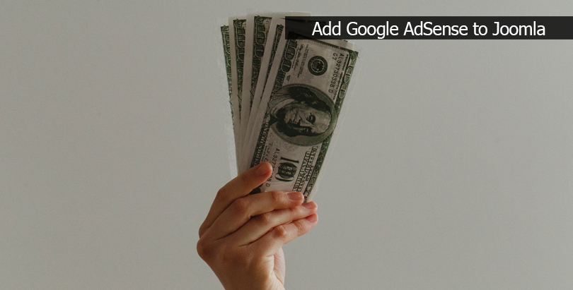 Add Google AdSense to Joomla Using Custom HTML Module