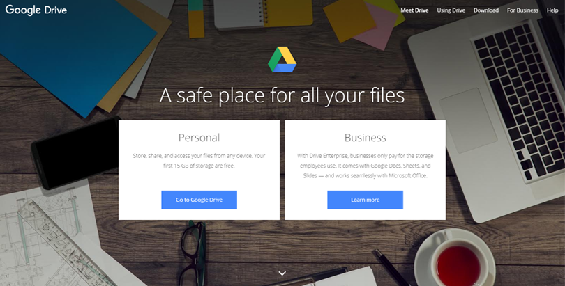 How to Access your Google Drive Account